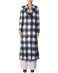Maison Margiela Women's S51aa0204s52143002f Multicolour Wool Coat