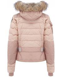 Parajumpers - Skimaster Jacket In Powder Pink - Lyst