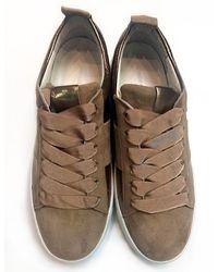 Kennel & Schmenger Up Sneaker Gold - Metallic