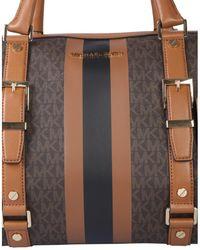 MICHAEL Michael Kors Travel Bag - White