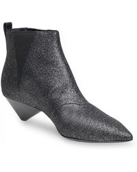 Ash Cosmos Ankle Boots - Gray