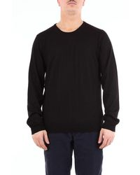 Maison Margiela Black Crew-neck Jumper