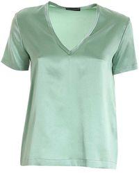 Paolo Fiorillo Capri T-shirts - Green