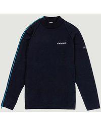 Avnier Allenvey X Saint James Sweatshirt Navy - Blue