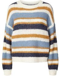 Lolly's Laundry Terry Striped Jumper - Multicolour