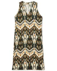 Hartford Riley Dress - Ikat - Multicolour