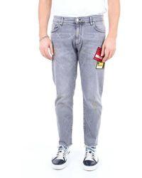 Represent Jeans Slim Men Gray