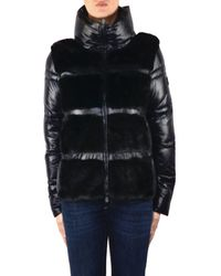 Save The Duck Save The Fury Duck Down Jacket - Black