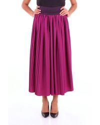 Altea Skirts Midi Women Fuchsia - Pink