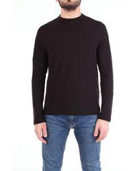 Heritage T-shirt Long Sleeve Men Black