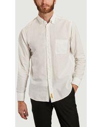 B.D. Baggies Bradford Shirt White B.d Baggies