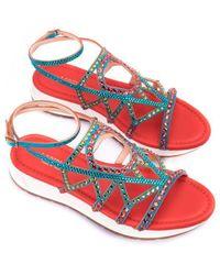 Loriblu Sandals - Red
