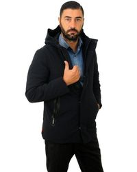 Rrd Winter Parka Jacket Blue