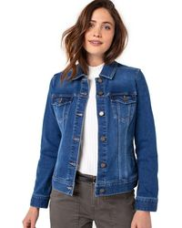 Liverpool Jeans Company Francis Classic Jean Jacket - Blue