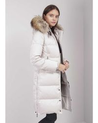 Parajumpers Jemma Coat Colour: Rope - Brown