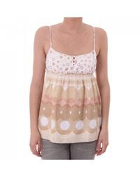 Juicy Couture Womens Date Topw Ruffle - Pink