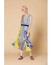 Rene' Derhy Calvi Dress - Blue