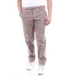 Incotex - Trousers Regular Men Sand - Lyst