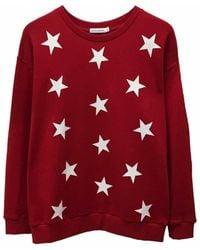 South Parade Alexa Super Star Sweatshirt - Red