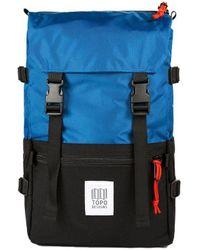 Topo Rover Pack Backpack Blue/black