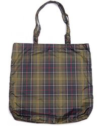 Barbour - Men's Travel Stud Tote Bag - Lyst