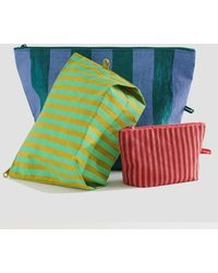 BAGGU - Go Pouch Afternoon Stripes Set - Lyst