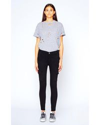 Black Orchid Orchid Camille Skinny Cargo - Black
