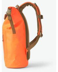 Filson Dry Backpack - Flame - Orange