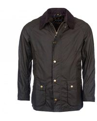 Barbour Barbour Ashby Waxed Jacket - Green