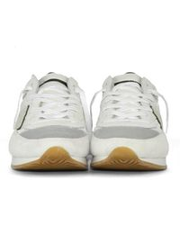 Philippe Model - Trainers In White - Lyst