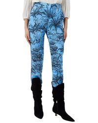Liu Jo Trousers Light Blue