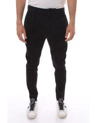 Dondup Trousers Trouser - Black