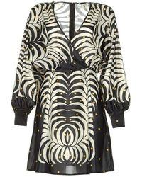 Silvian Heach Chavez Dress - Black
