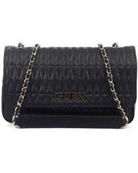 Guess Women's Hwvg7871210black Black Shoulder Bag