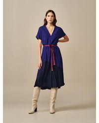 Bellerose Acrylic Dress - Blue