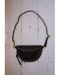 Étoile Isabel Marant Skano Black Leather Cross-body Bag