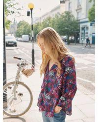 Nrby Ophelia Silk Print Shirt - Multicolour