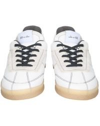 MM6 by Maison Martin Margiela 6 Court Inside Out Sneakers - Multicolor