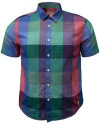 Armor Lux Check Shirt - Multicolour