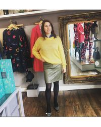 2nd Day - Vision Jumper Yellow - Lyst