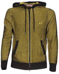 Sun68 Sun 68 Wool Sweatshirt - Yellow