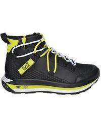 EA7 Boots - X8z031 Xk232 - Black