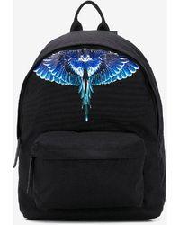Marcelo Burlon Bags.. - Black