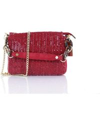Almala Shoulder Bags Shoulder Bags Women Red