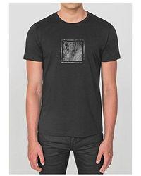 Antony Morato Square Logo T-shirt Colour: Black
