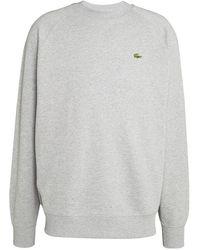 Lacoste Sweatshirt - Gray