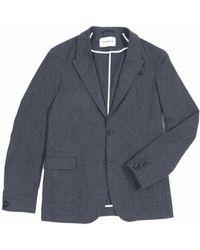 Oliver Spencer Brookes Jacket - Gray