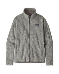 Patagonia Women's Better Sweater Fleece Jacket - Grey