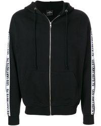 LES (ART)ISTS Les (art)ists Men's La06zhozanblack Black Cotton Sweatshirt