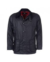 Barbour Barbour Ashby Waxed Jacket Colour: Black